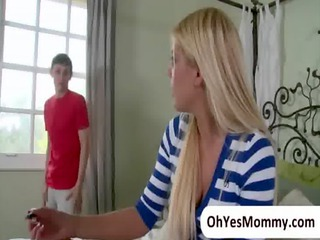 older stepmom jenna moore is seducing her