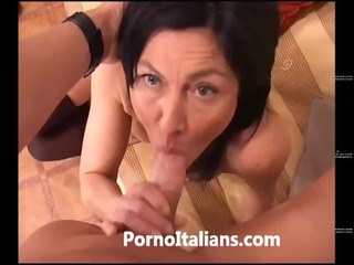 italian mother i cougar hawt - matura italiana