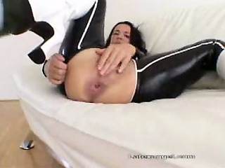 extraordinary fetish non-professional older wife