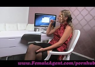 femaleagent. muscular young dude cant go the