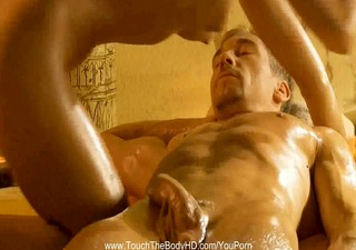 european d like to fuck gives outstanding massage