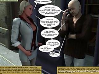 11d comic: vox populi. episode 3