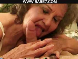 lustful grannies