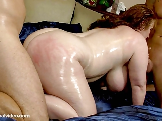 lewd plump mother i seana rae copulates her sons