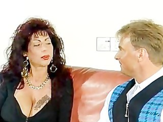 gina colany getting fucked by muscular stud