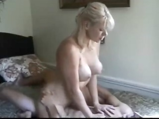 big boobed wife drilled by younger guy