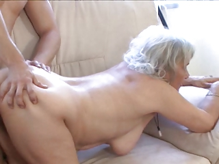 granny acquires dusted down
