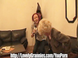 golden granny cutie acquires rammed