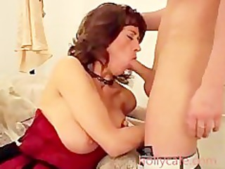 super unshaved box on mother i in great underware