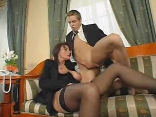 superb bushy mature fuck and squirt