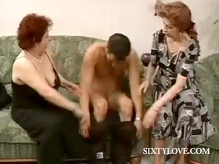 threesome with aged whores sucking legal age