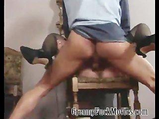 bizarre hardcore granny fuckfest scene