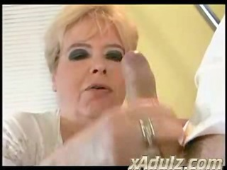 corpulent big beautiful woman granny copulates