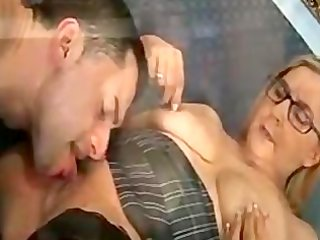 italian mama and guy (tina monti)