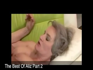 the almost any astounding of aliz (grandma)