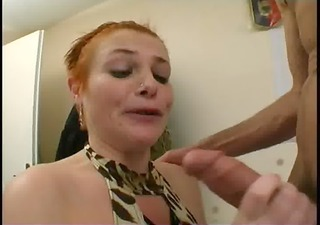 he is watches his wife delphine screwed by an