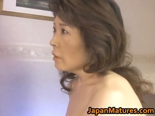 hitomi kurosaki aged japanese woman