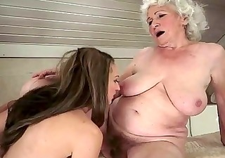 grannies and nubiles compilation
