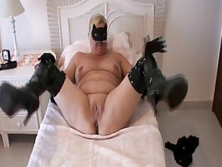 just sit back un-zip your cock &; let us