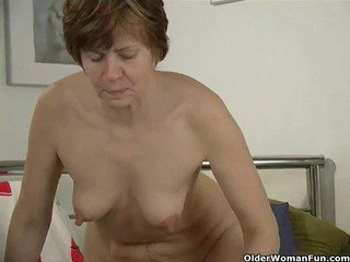 granny anna has huge nipples