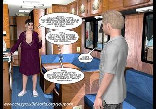 1d comic: the uncanny valley 4