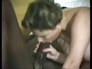 white wife pleasant her black bull