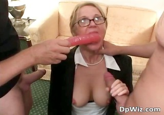 golden-haired fat mother i getting fingered part5