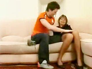 russian mature mama son russian cumshots swallow