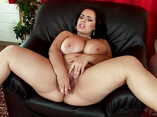 sinful brunette hair d like to fuck lady