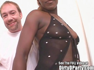 hawt chocolate kristys raunchy slumber party at