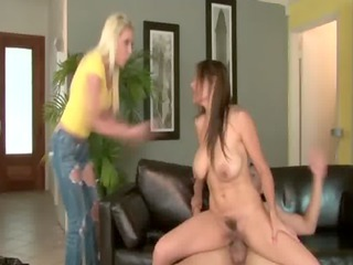 real amateur step mom takes new sons pounder