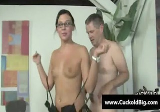 cuckold sesions - hardcore porn and interracial