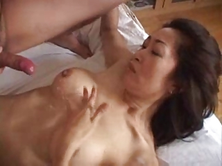 mature japanese cougar 5 uncensored